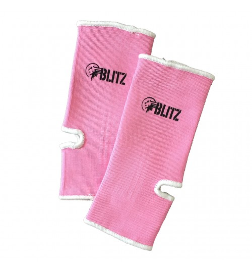 Blitz Ankle Support - Pink/White