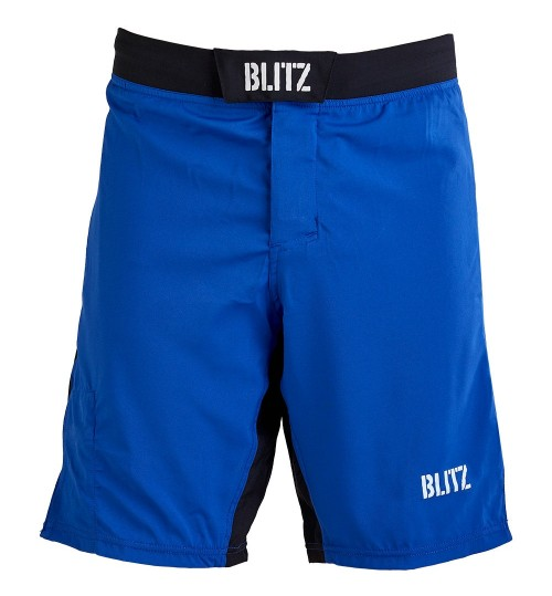 Blitz Falcon Training Fight Shorts - Blue