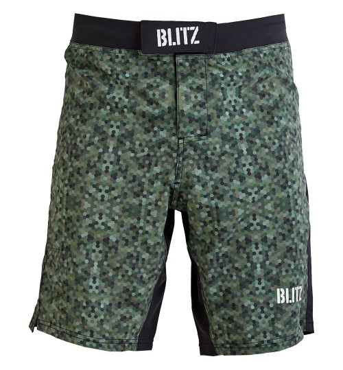 Blitz Falcon Training Fight Shorts - Camo
