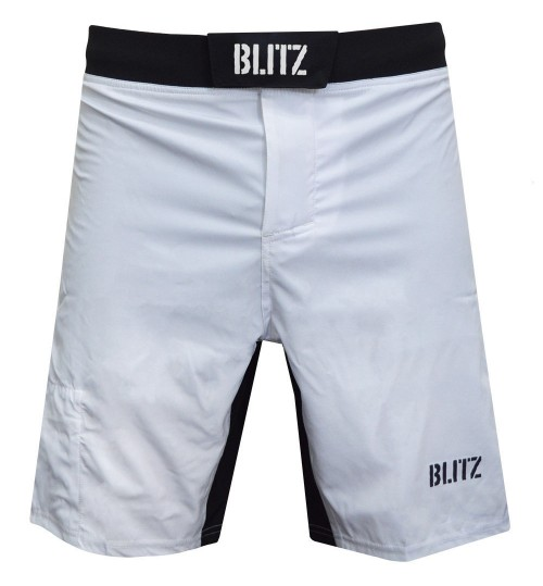 Blitz Falcon Training Fight Shorts - White