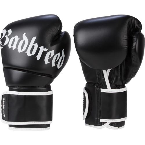 Badbreed Legion Boxing Gloves - Black