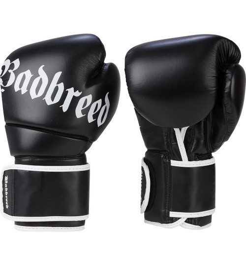 Badbreed Legion Boxing Gloves - Black
