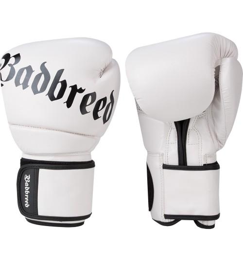 Badbreed Legion Boxing Gloves - White