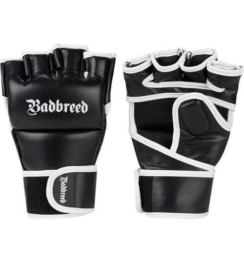 Badbreed Legion MMA Gloves - Black