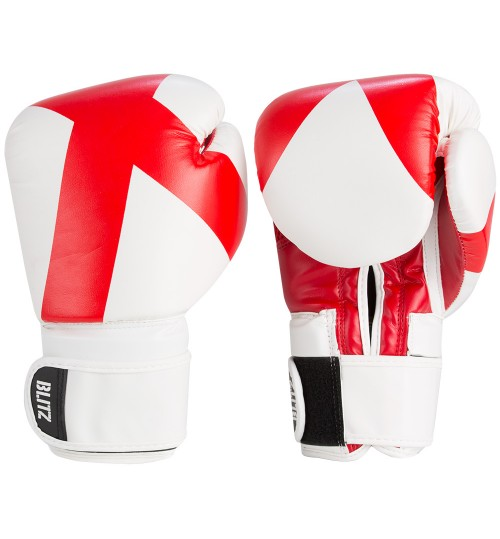Blitz Country Boxing Gloves - England