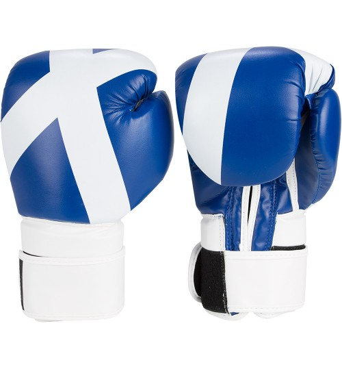 Blitz Country Boxing Gloves - Scotland