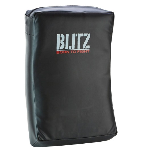 Blitz XL Curved Vinyl Strike Shield