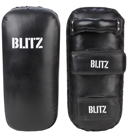 Blitz Firepower Thai Pads - Black