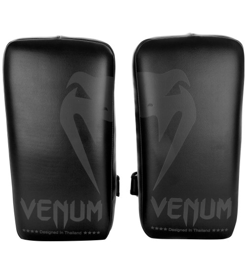 Venum Giant Kick Pads - Black/Black