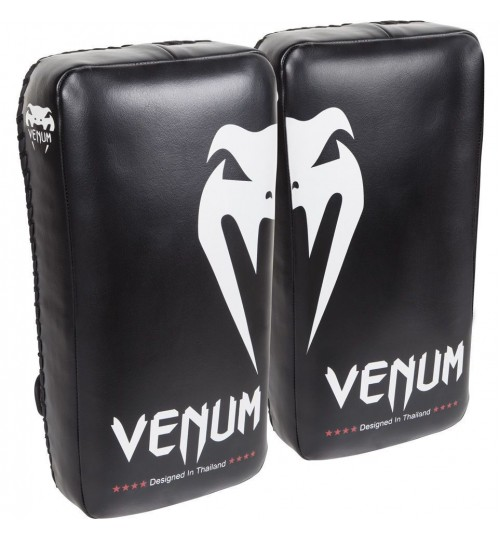 Venum Giant Kick Pads - Black/Ice
