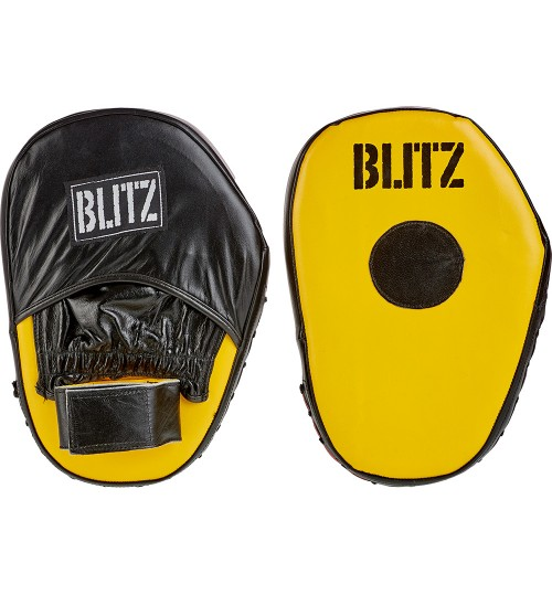 Blitz Spot Leather Focus Pads - Kids